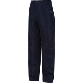 Regatta Sorcer II Zip-Off Trousers Kids, navy